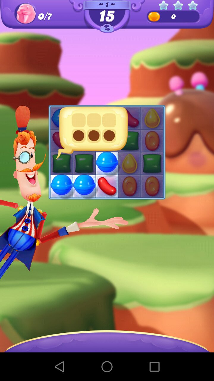 Candy Crush has a new game, and it includes 3D characters!