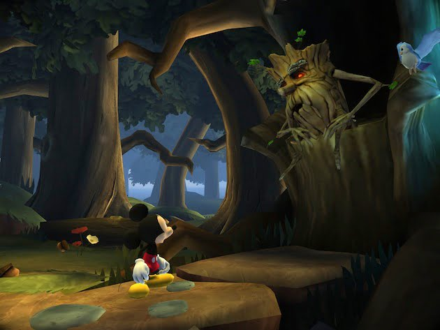 Castle of Illusion Cool Platform Game for iPad and iPhone