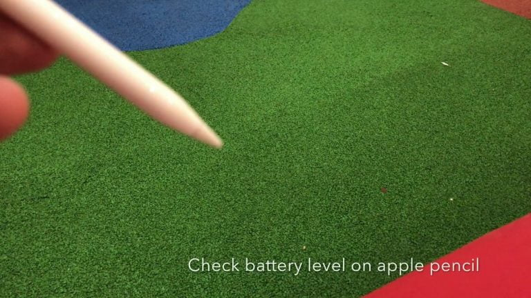 Check your Apple Pencil Battery Quickly and Easily