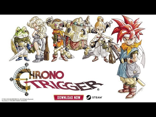 Chrono Trigger to arrive on Apple's iPad in December