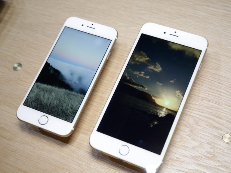 Comparing the Strength of iPhone 6 and 5s Displays