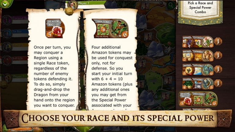 Conquer the World on your iPhone and iPad