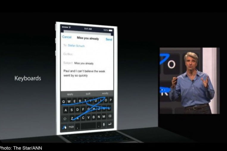 Continuity, the Integration between iOS 8 and OS X Yosemite