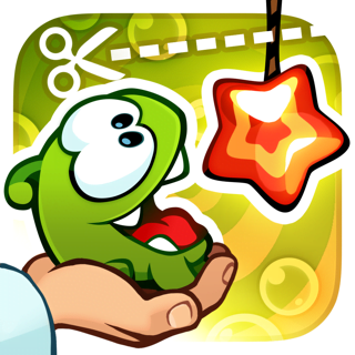 Cut The Rope HD for iPad Upgrades to New Levels