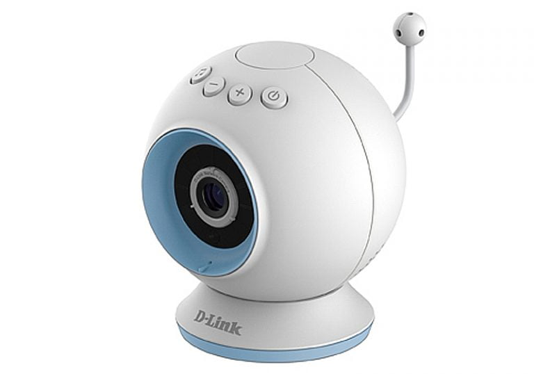D-Link DCS-825L, a Very Complete Baby Watch Camera with iPad App