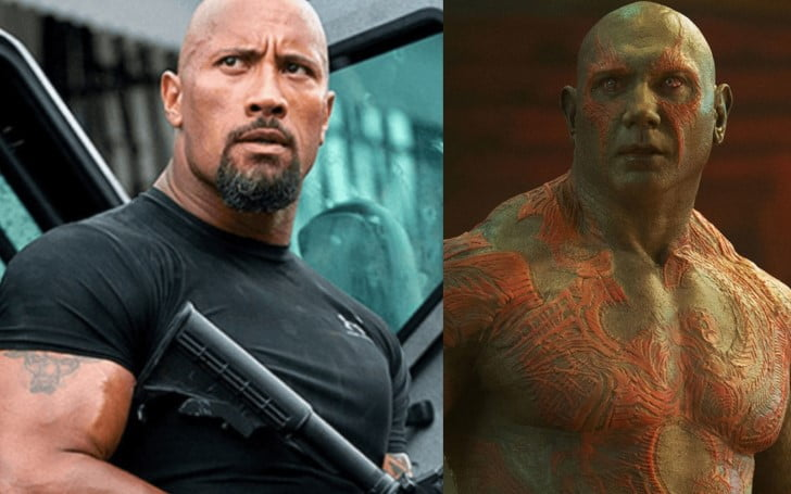 Dave Bautista, from 'Guardians of the Galaxy', will participate in the second season of 'See