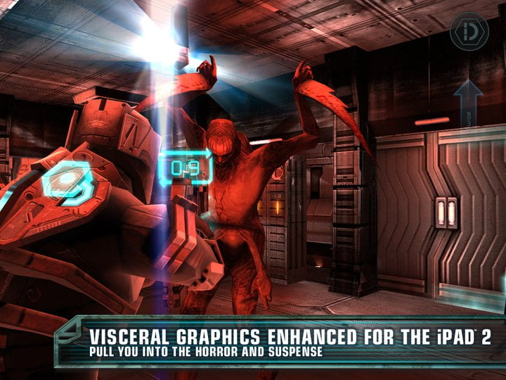 Dead Space HD for iPad and iPad2 Get an Upgrade