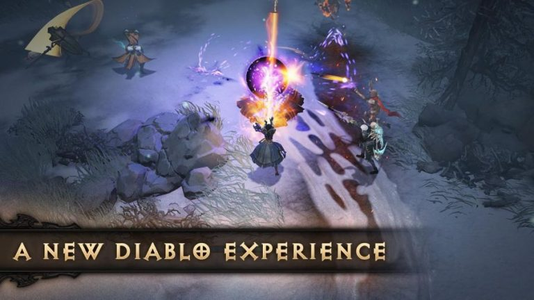 Diablo Immortal still no release date, but we have new gameplay