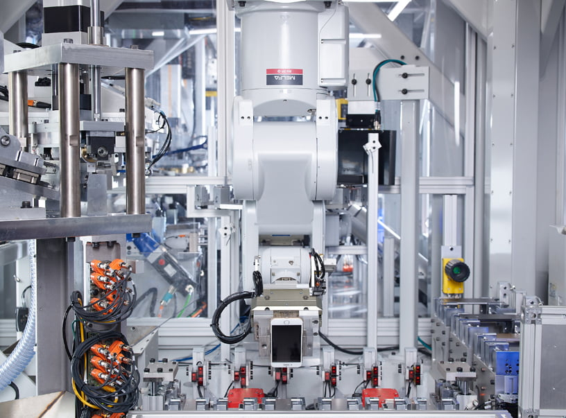 Discover The Robots That Will Assemble the Future iPhone