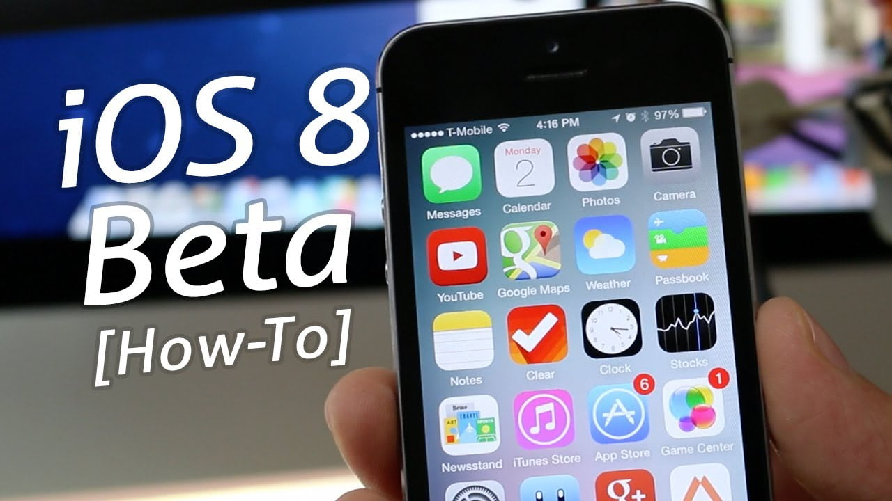 Download iOS 8 Beta 5 for iPhone, iPad and iPod Touch