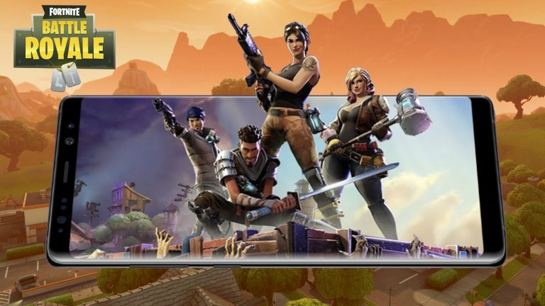 Download the best wallpapers of the successful Fortnite for iPhone X