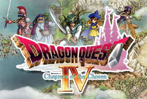 Dragon Quest IV for iPhone, iPad Air and Mini Now Available
