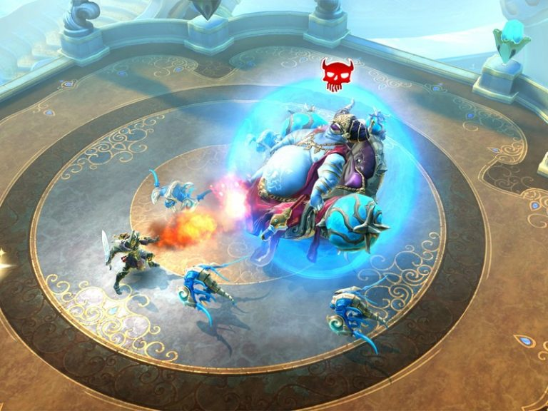 Dungeon Hunter 5 for iPad and iPhone: All News