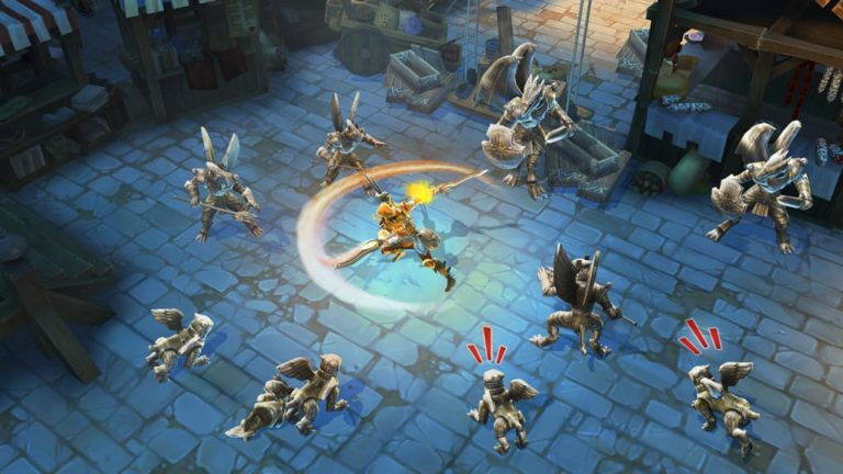 Dungeon Hunter 5 for iPhone and iPad: Available on the App Store