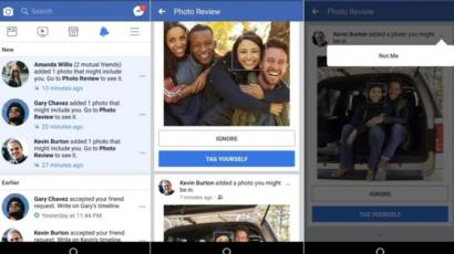 Facebook adds to facial recognition