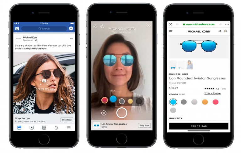 Facebook Messenger brings augmented reality games on video calls