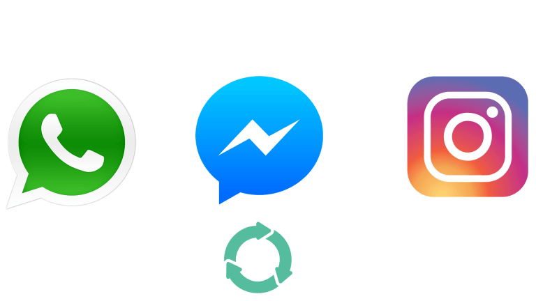 Facebook plans to merge Messenger, Instagram and WhatsApp messages