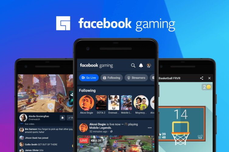 Facebook to launch new live game streaming app