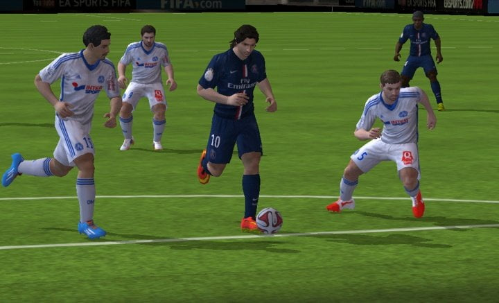 FIFA 15 Ultimate Team para iPhone, iPad y iPad Mini