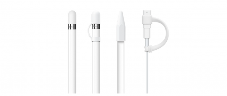 First Docks for the Apple Pencil appear
