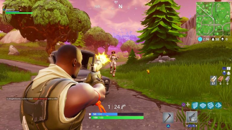 Fortnite, in the future, could evolve into a collective virtual world