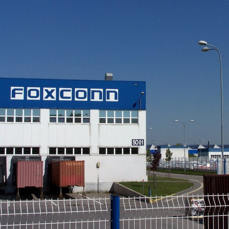 Foxconn Plans to Invest $30 Million in a U.S. Factory