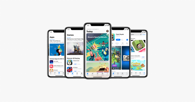 Free iPhone and iPad apps, only today!