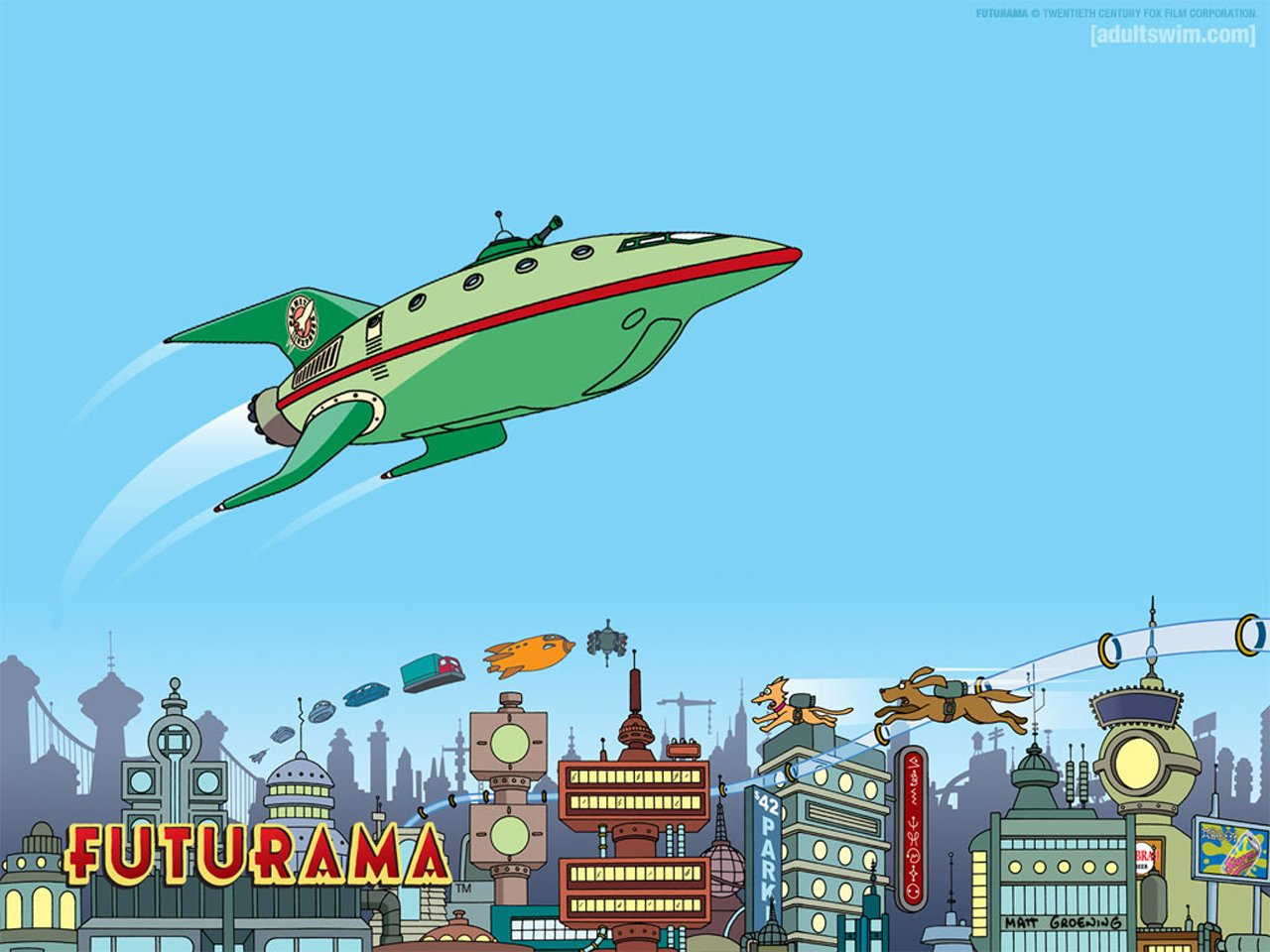Futurama will be back in the form of a game for iPhone and iPad