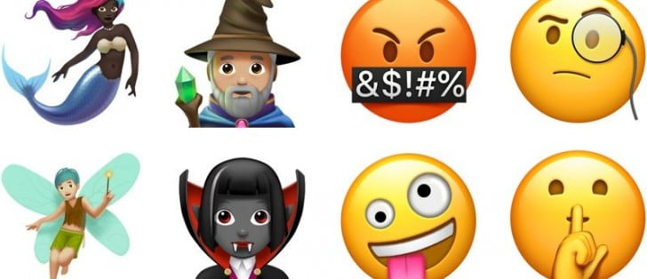 Here are the 51 new Emoji by Unicode 10 for 2017