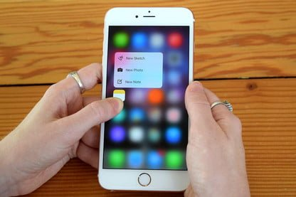 How 3D Touch Text Deletion Works