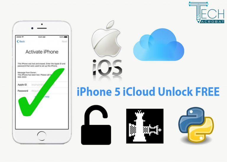 How a hacker can access iPhone blocked by iCloud
