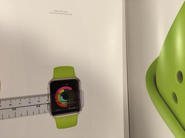 How Ads May Appear on the Apple Watch
