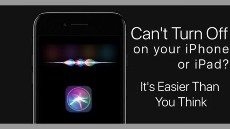 """How to Activate and Use the """"Hey Siri"""" Hands-free Mode"""