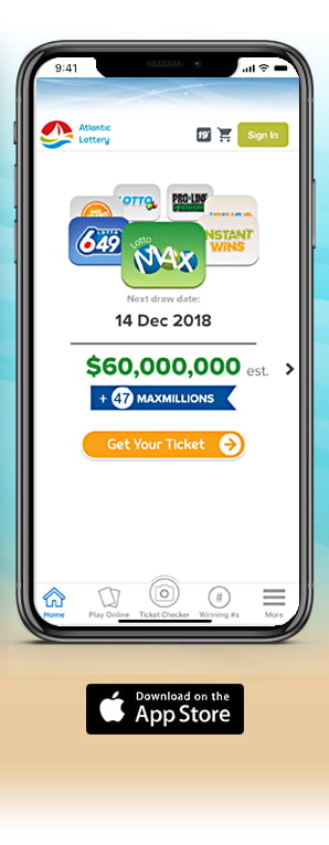 How to check your lottery ticket using your mobile