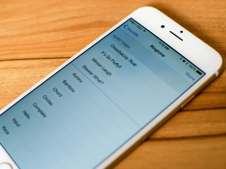 How to customize the ringtone for a contact on your iPhone