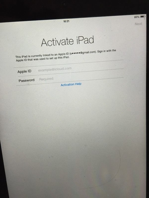 How to Disable Activation Lock on an iPad or iPad Mini