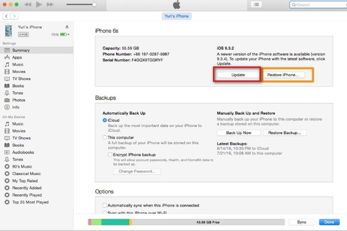 How to fix iTunes error 9006 in a few simple steps