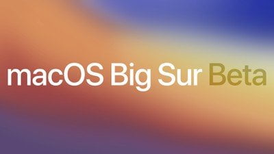 How to install the Big Sur MacOS Public Beta on your Mac