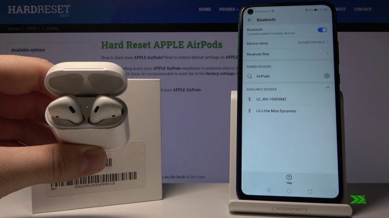 How to restore your AirPods from the factory and get rid of many problems