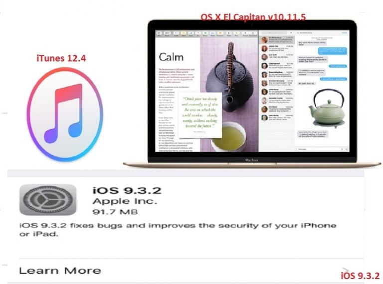 How to Select Your iPhone or iPad in iTunes 12.4