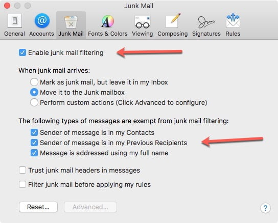 How to tell if it's real Apple mail or spam