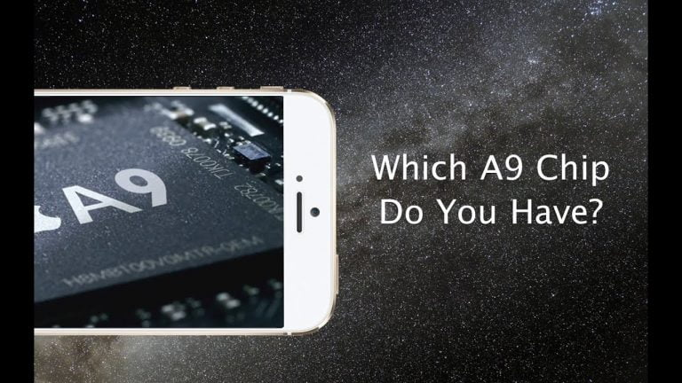 How to tell if your iPhone 6s has a Samsung A9 or TSMC chip
