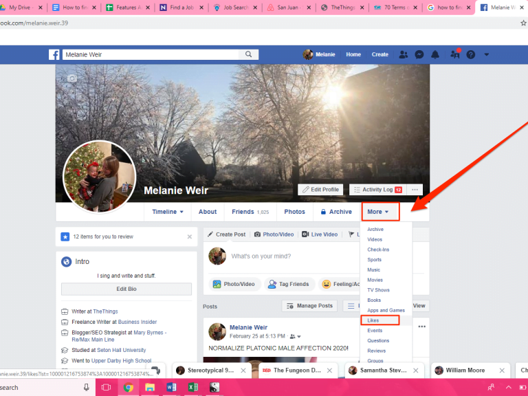 How to View and Manage the Facebook Pages We Liked