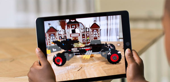 In the race for augmented reality, Apple may soon overtake Google