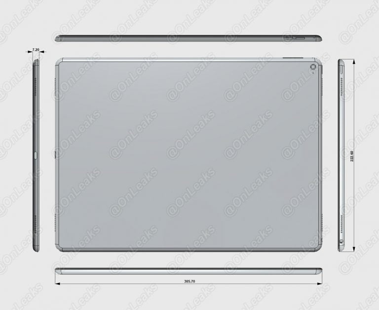 iPad Air Adopts IGZO Technology for its Screen