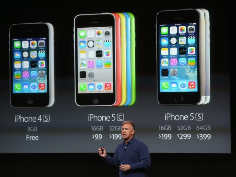 iPhone 5S to arrive in September According to an Apple Provider
