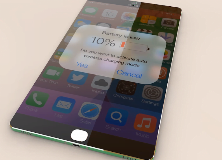 iPhone 6 Concept with Retina Display 2 and 4k Video Recording