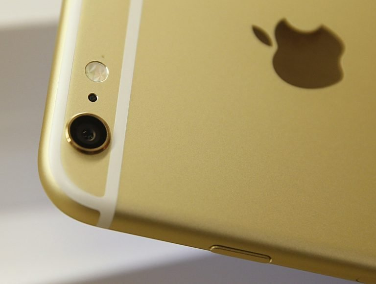iPhone 6 Enables Access to Hidden Menus