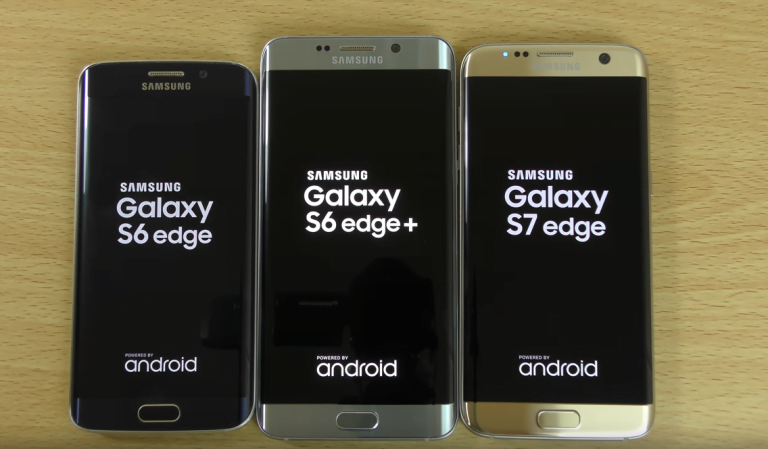 iPhone 6s Plus Outperforms the Galaxy S7 Edge in a Speed Test