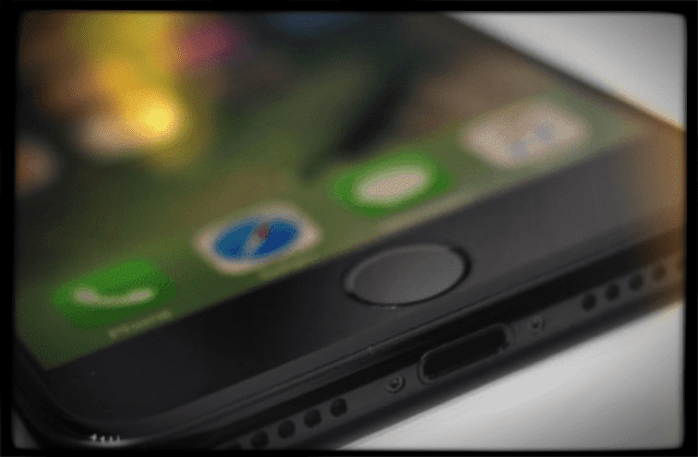 iPhone 7 May Include Home Button with 3D Touch Technology